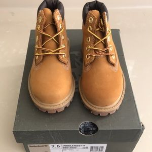 Toddler Timberland